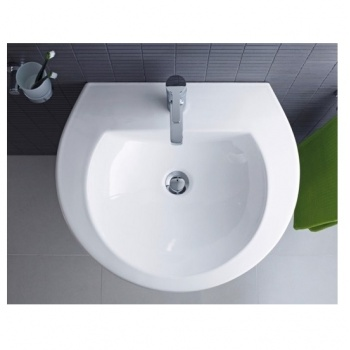 Раковина Duravit Darling New 2621650000, пристенные